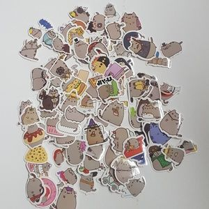 Other - 100 Pusheen Stickers